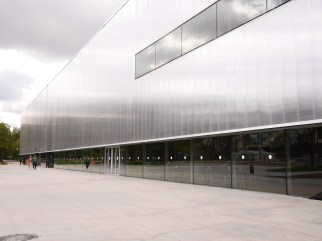 Garage Museum of Contemporary Art facade