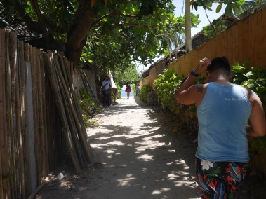 Ahnita in Boracay by Ahn Bustamante