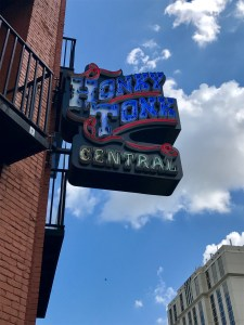 Honky Tonk Central Nashville Broadway Street