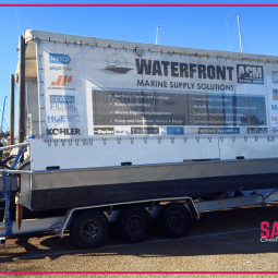 Waterfront ACM - Barge