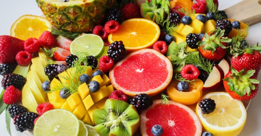 Fruits and vegetables to prevent asthma symptoms