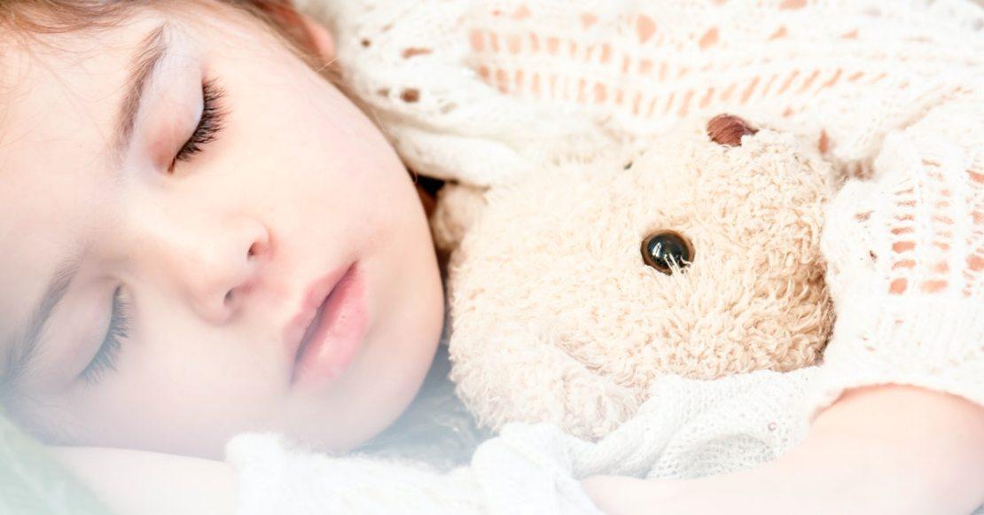 Child ill from bronchitis