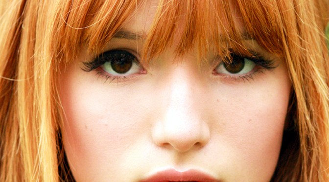 bella-thorne lip injections teen vogue bangs