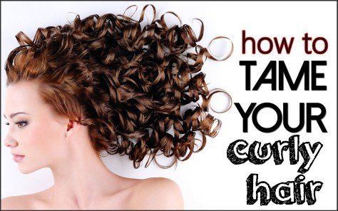 How to Tame Your Curly Hair Redhead Curly Hairstyle Curls jpg