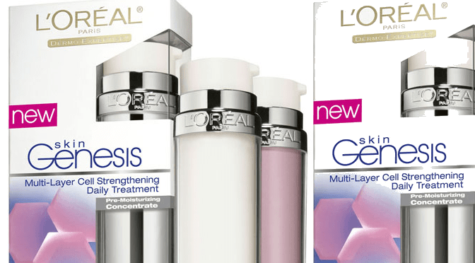 L'Oreal Skin Genesis Serum Concentrate Review