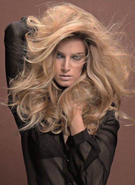 Hairstyle Tips: Making a Salon Blowout Last