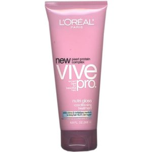 LOreal Vive Pro Nutri Gloss Conditioning Treatment review