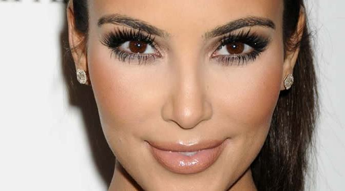 Kim Kardashian Smoky Eye Makeup Video Lessons