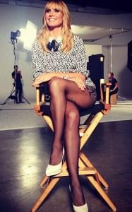 Heidi Klum Instagram Those Legs Tho