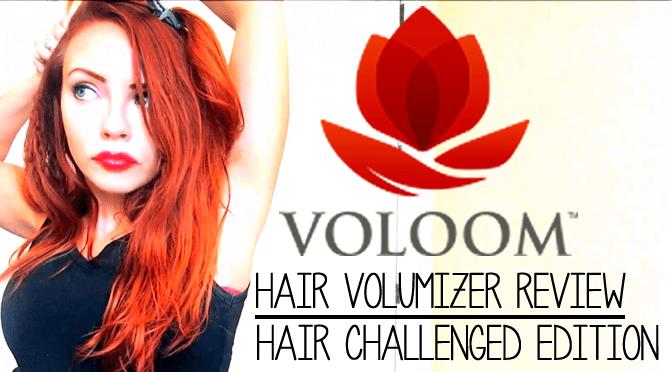 Voloom Hair Volumizer Review
