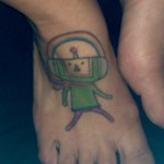 Katamari Damacy Prince Tattoo