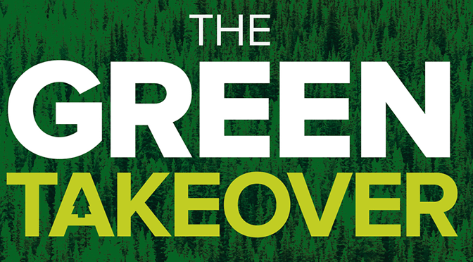 paul mitchell green takeover giveaway feature