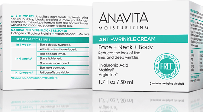 Anavita Moisturizer Review