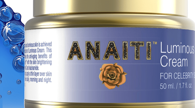anaiti luminous cream review