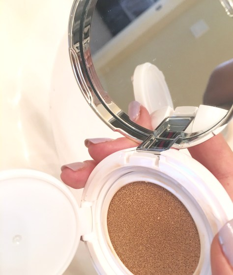 Laneige BB Cushion Spf 50 Review (2)