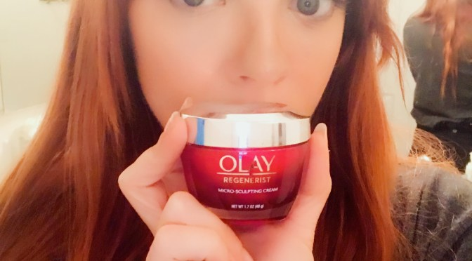 Olay Skincare Challenge