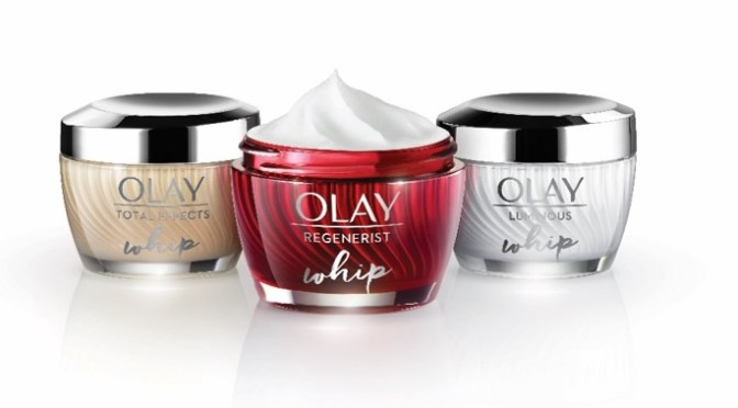 Olay Whips Creme Moisturizer Review