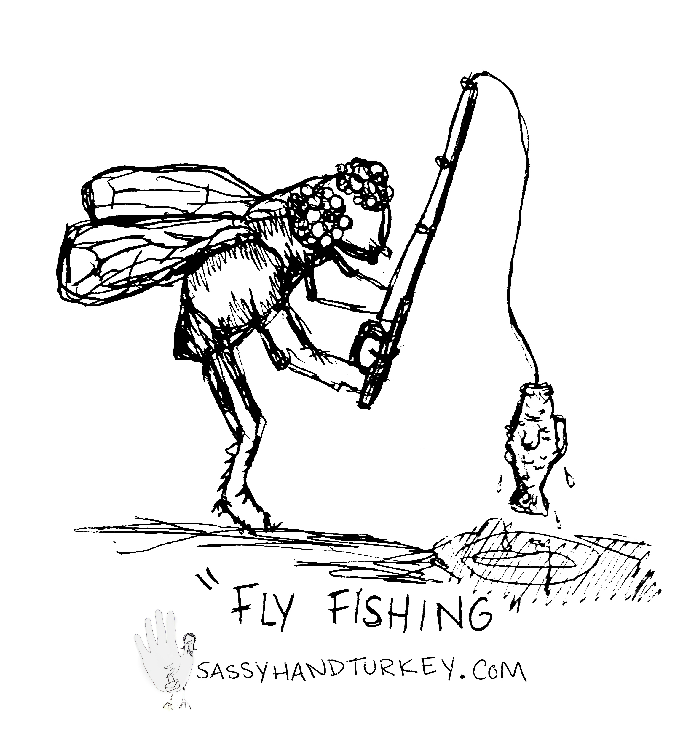 A Fly Fishing
