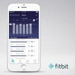 Fitbit Sleep Tracking Screen