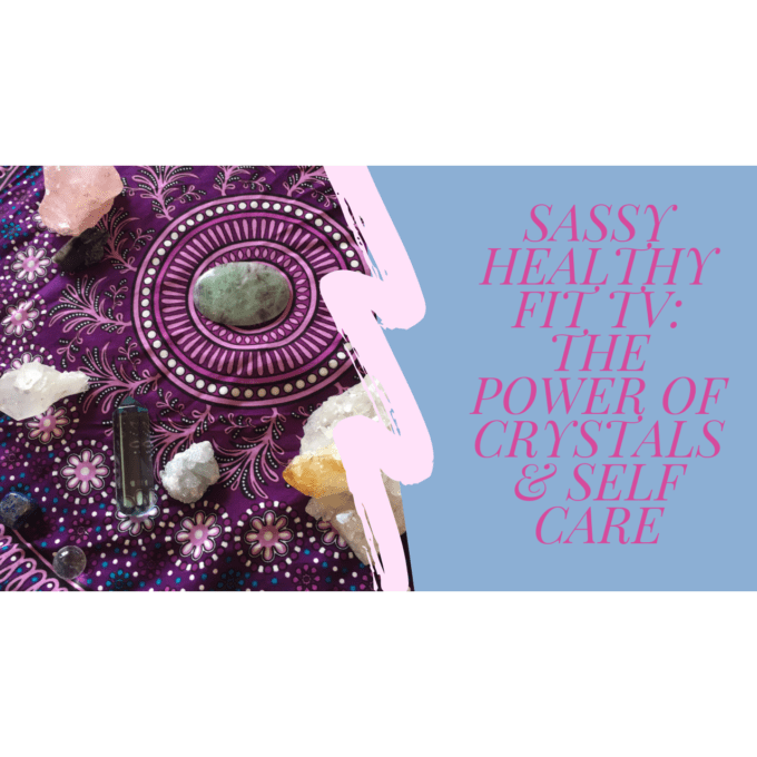 crystals self care self love healing