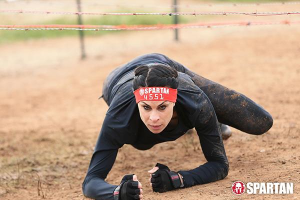 amirra besh spartan athlete