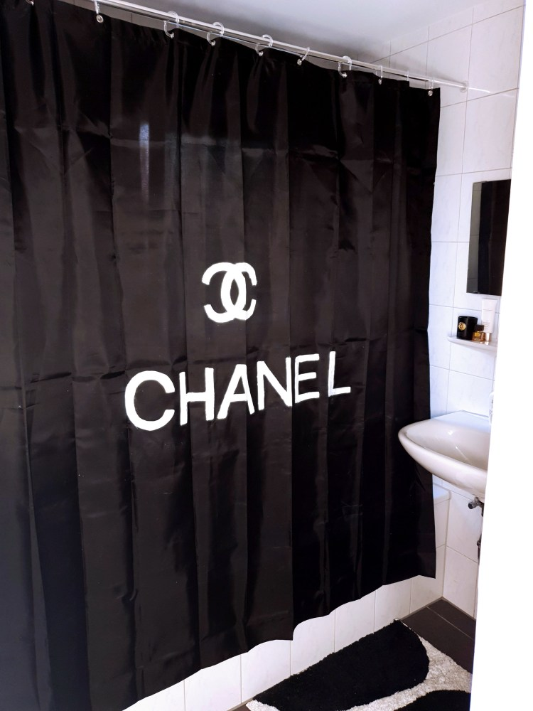 how to diy luxury shower curtains