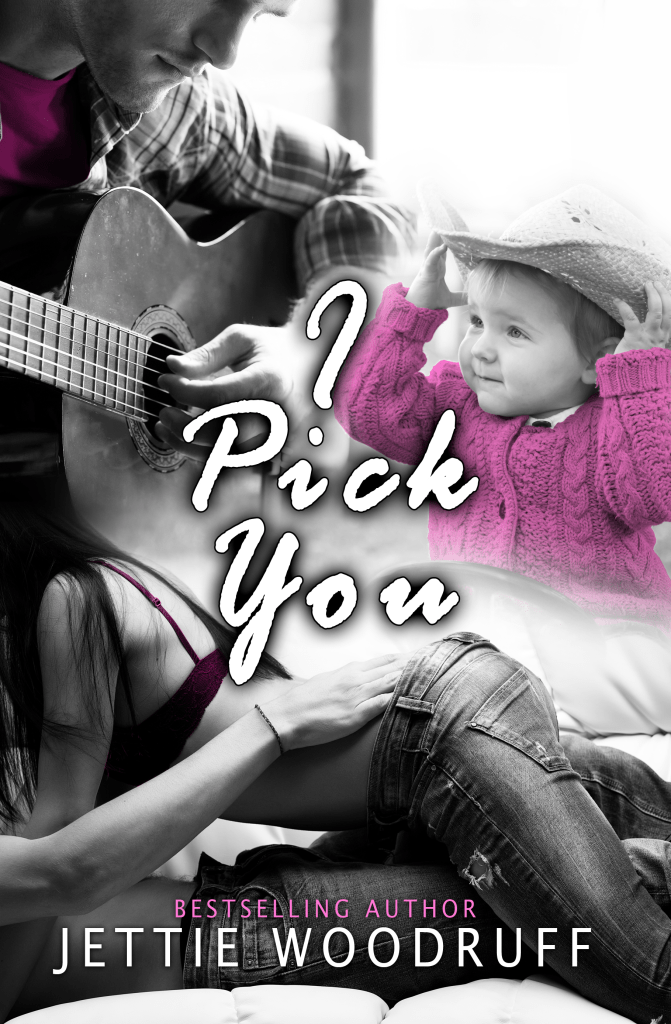 I Pick You Cover EBook