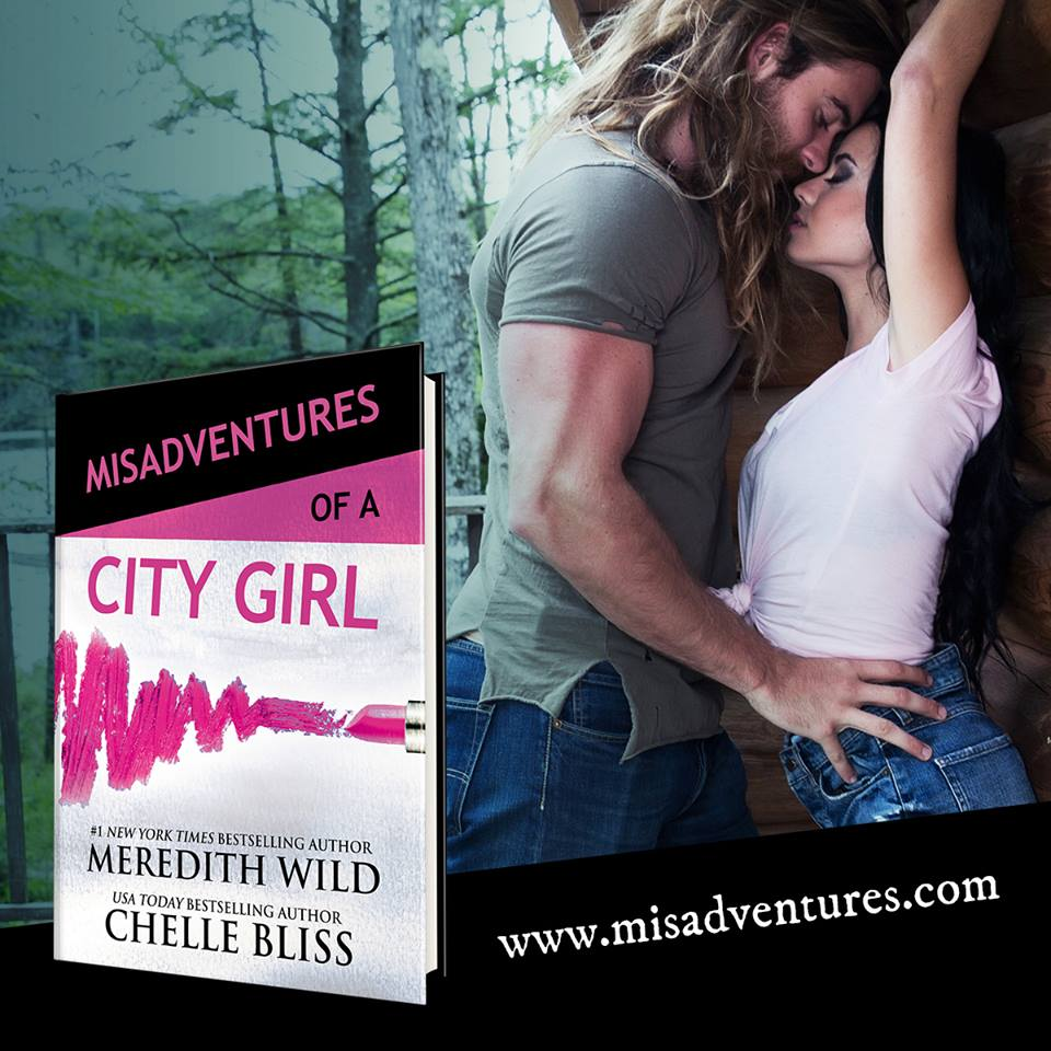 REVIEW: Misadventures of a City Girl by Meredith Wild & Chelle Bliss