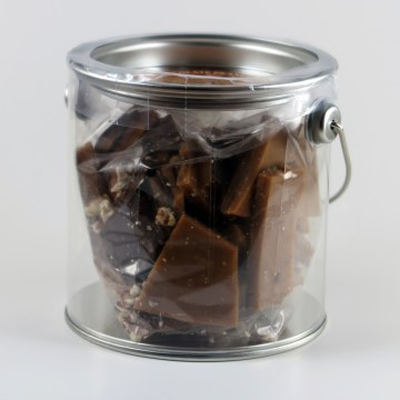 Mocha Latte Toffee Bark