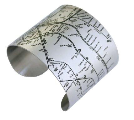 Brooklyn Metro Cuffs by Designhype