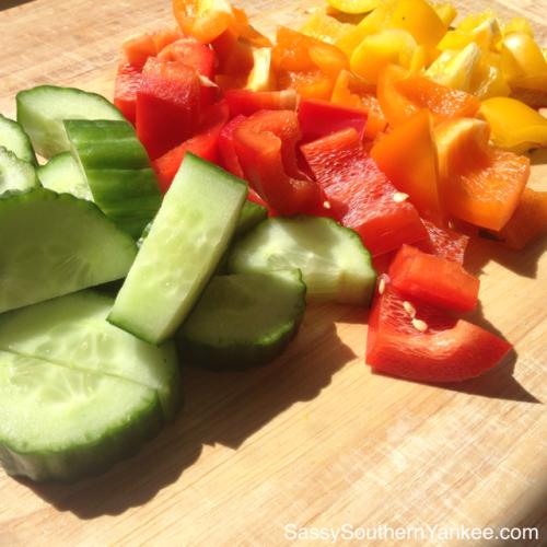 Simple Greek Salad