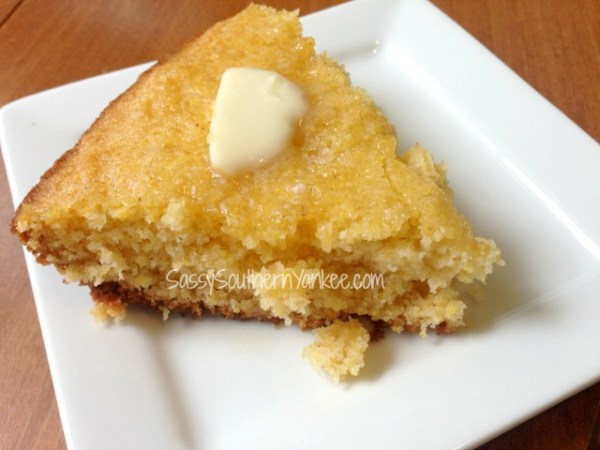 Gluten Free Sweet Honey Cornbread