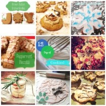 12 Days of Cookies From Sassy Southern Yankee