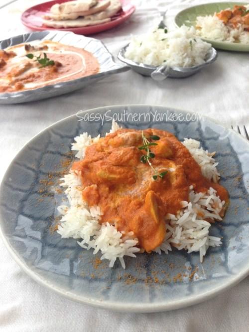 Chicken Tikka Masala 7