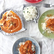 Chicken Tikka Masala Dinner