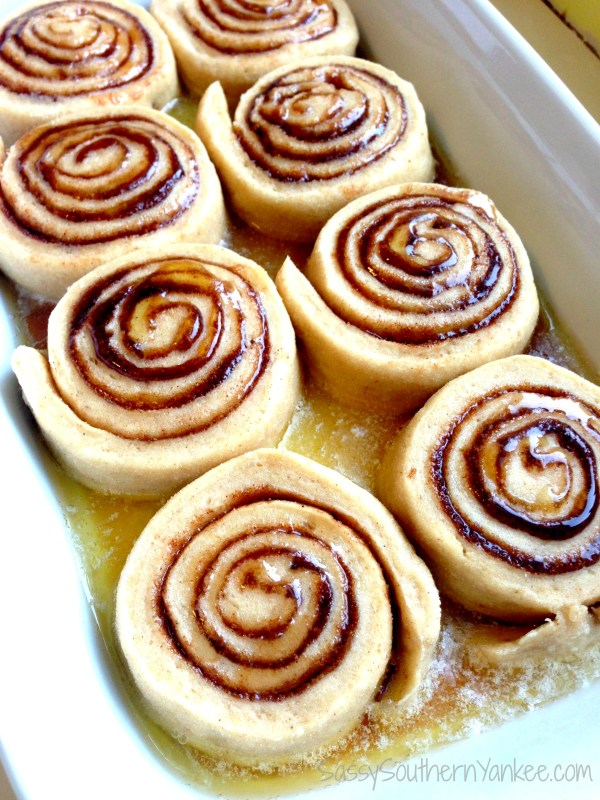 Cinnamon Rolls ~ the Perfect Bun in the Oven 3