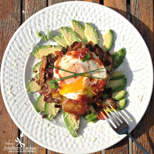 Mexican Breakfast Haystacks 3