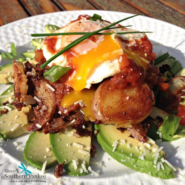 Mexican Breakfast Haystacks 4