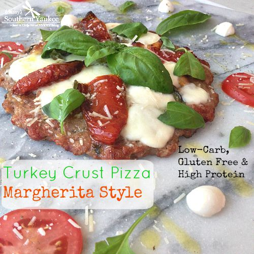 Turkey Crust Pizza 3