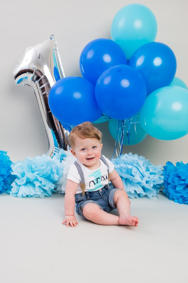 Photo of Logan compliments of Luna Signature Photography