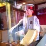 刀削麺唐屋からのグリーンコーヒー