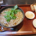 金曜日のリベンジに蕎麦食べに行って来た