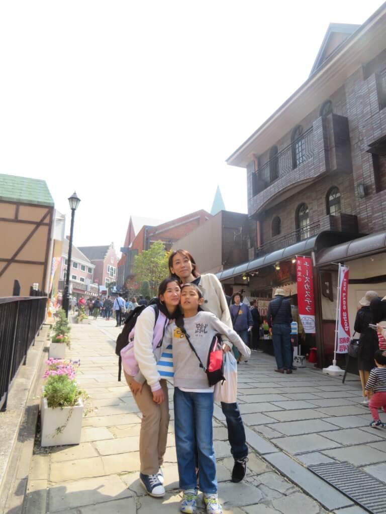 嫁さんと子供たちが東京帰省、これから9日間一人暮らしです
