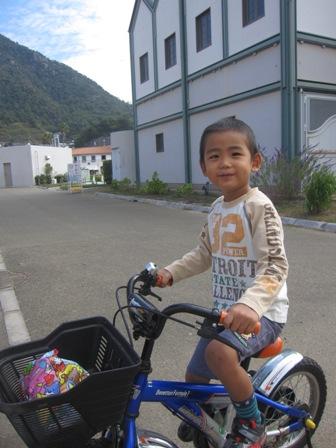 自転車たいき