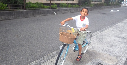 自転車たい
