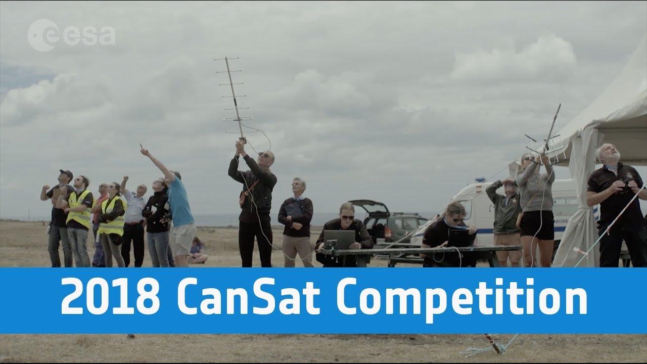 ESA Cansat 2018