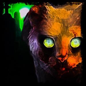 Crypt Death Cat