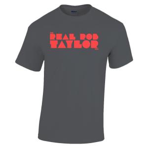 Real Rob Taylor Logo Heavy Cotton T-Shirt