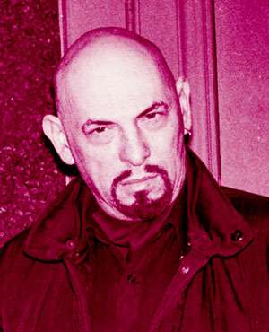 Magus Anton Szandor LaVey (photo by Carl Abrahamsson)