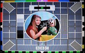 BBC-testcard